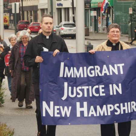 Jericho Walk for Immigrant Justice